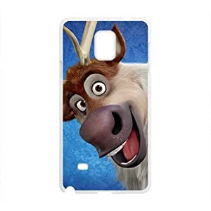 Lovely Disney Frozen Design Best Seller High Quality Phone Case For Samsung Galacxy Note 4