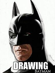 Clip: Drawing Batman
