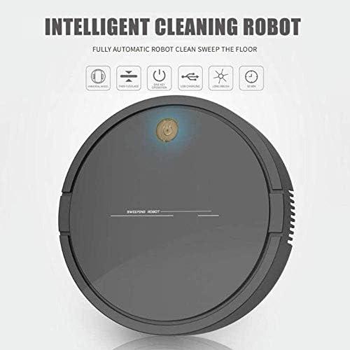 Art Jian Robot aspirateur Intelligent Chargement USB ménage sans Fil Balayage Robot poussière Nettoyage des Cheveux aspirateur nettoie Le Sol Dur au Tapis