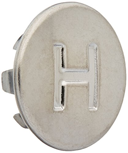 Danco 218H Hot Water Index Button for American Standard Faucets 13/16-Inch, 26617B by Danco