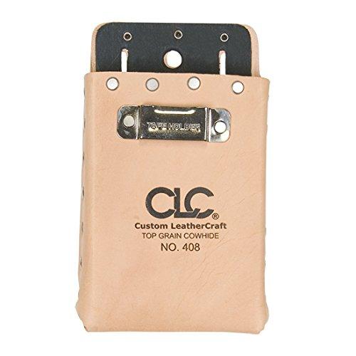 CLC Custom Leathercraft 408 Box-Shaped All-Purpose Pouch