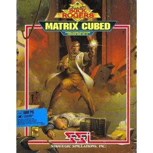 Buck Rogers Costumes (BUCK ROGERS MATRIX CUBED by SSI. Enhanced version of SSI's award-winning AD&D computer fantasy role-playing game system - Transfer characters from Countdown To Doomsday or create new ones. In original box as shown with (2) 3.5