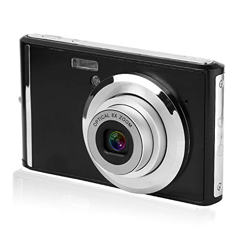 GordVE SJB21 2.7 Inch TFT 3X Optical Zoom 18MP 1280 X 720 Digital Video Camera