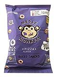 Freedom Messy Monkeys Whole Grain Sharing Pack (10 mini packs) 5oz (Pizza)