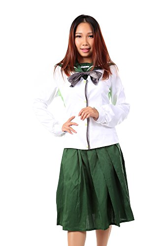 Busujima Costume Saeko (SDWKIT High School of the Dead Busujima Saeko, Miyamoto Rei V2 Uniform)
