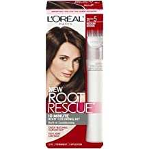 L'Oreal Root Rescue Hair Color - #5 Medium Brown (Pack of 3)