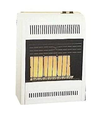 Procom Mn180tpa Vent-free Natural Gas Wall Heater, 3 Plaque, 18,000 BTU