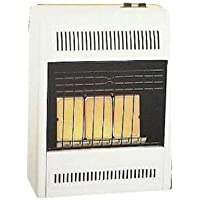 Procom Mn180tpa Vent-free Natural Gas Wall Heater, 3 Plaque, 18,000 BTU