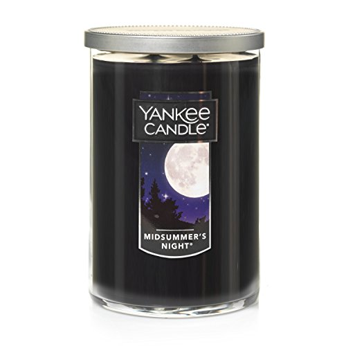 Yankee Candle Large 2-Wick Tumbler Candle, MidSummer's Night
