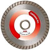 MK Diamond 156680 Bronze Series 7-Inch Dry Cutting Segmented Diamond Saw Blade with 5/8-Inch Arbor, 5 Pack
