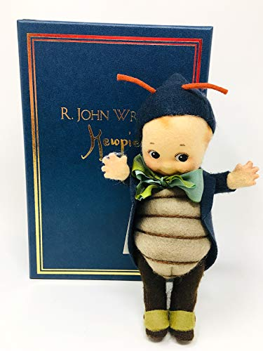 Used, R.John Wright Peeper Kewpie Bug Felt Doll LE250 - New for sale  Delivered anywhere in USA
