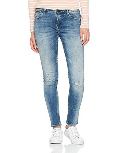 Garcia Blau Vintage Slim Used 5678 Femme Jean HtcrHq