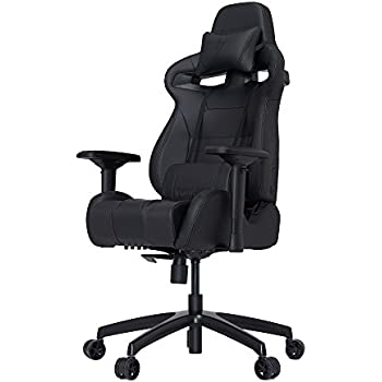 this item vertagear racing series sline ergonomic office chair blackcarbon sl4000