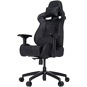 this item vertagear racing series sline ergonomic office chair blackcarbon sl4000