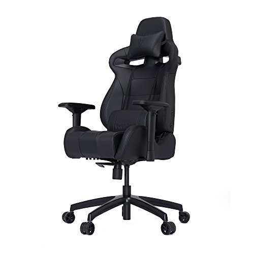 VERTAGEAR S-Line 4000 Gaming Chair, Medium, Black Carbon