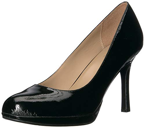 (Naturalizer Women's Celina Pump, Black Patent, 8.5 M US)