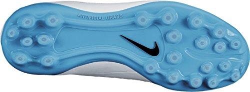 Nike white ttl Ag bl Blanco Fútbol Lagoon Jr Phelon Hypervenom rOTHfAr