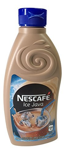 Nescafe Ice Java Cappuccino | 470ml bottle (16 oz) | Imported from Canada (Cappuccino Ice)