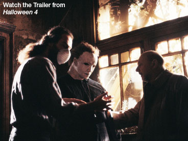 Amazon.com: Halloween 4: The Return of Michael Myers (Special ...
