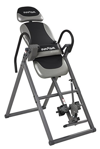 Innova Health and Fitness Innova Heavy Duty Deluxe Inversion Table with Air Lumbar Support Innova ITX9900 Heavy Duty Deluxe Inversion Table with Air Lumbar Support by Innova Health and Fitness
