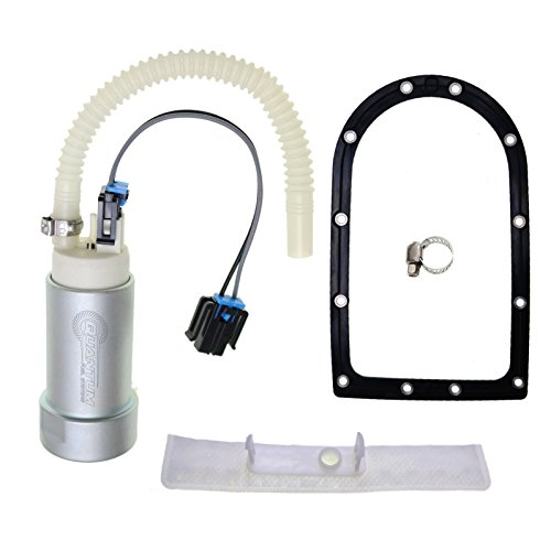 Fxdf Dyna Fat - HFP-370HD-T5 Fuel Pump with Strainer & Tank Seal Replacement for Harley-Davidson Dyna Fat Bob FXDF/CVO FXDFSE/Super Glide Custom FXDC FXDCI/Super Wide Custom/Wide Glide FXDWG (2004-2018); 75249-04