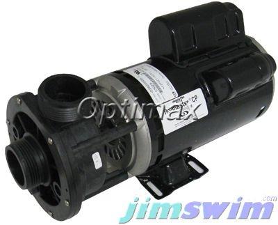 Fmcp Spa Pump - Gecko Alliance 02620000-1010 Pump FMCP 2 Hp, 230V, 2 Speed, Frame 48Y, Flomaster