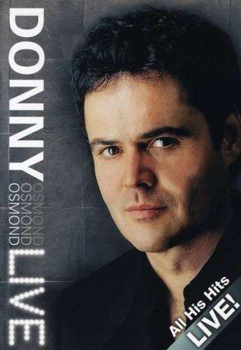 Donny Osmond - Live