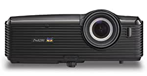 ViewSonic PRO8200 1080p DLP Home Theater Projector, Black