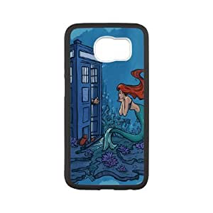 Yo-Lin case Style-1 - TV Doctor Who Series Pattern For Samsung Galaxy S6