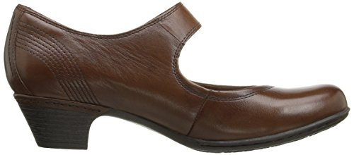 Brown Abigail Dress 3 Pump Brown 5 Cobb Hill UK Rockport Women's pwt1vv