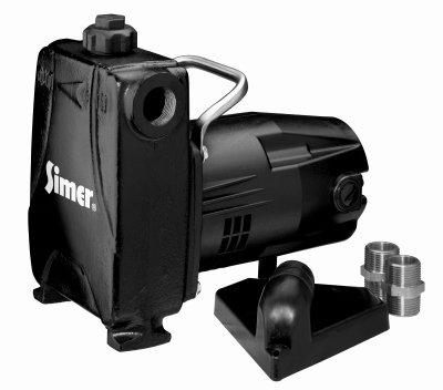 Pentair Simer 4850C 1/2 HP Utility Transfer Pump