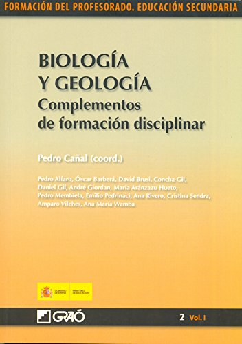 Descargar Libro Biología Y Geología. Complementos De Formación Disciplinar Oscar Barberá