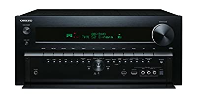 Onkyo TX-NR818 7.2-Channel Network A/V Receiver (Discontinued by Manufacturer)
