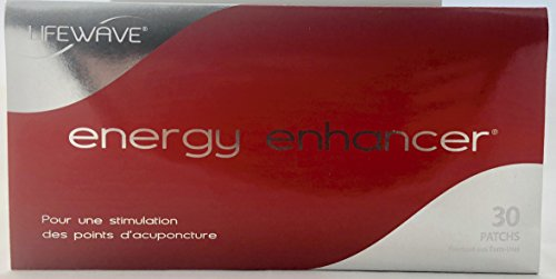 LifeWave Energy Enhancer, 30 Patches - Exp. 06/2018