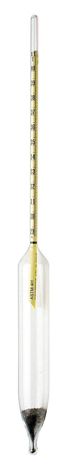 163mm, NIST and ASTM 33H Standards Hydrometer