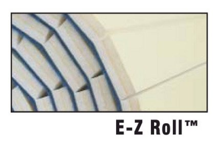 6′ x 42′ x 2″ E-Z RollTM Floor Exercise Foam from American Athletic, Inc.