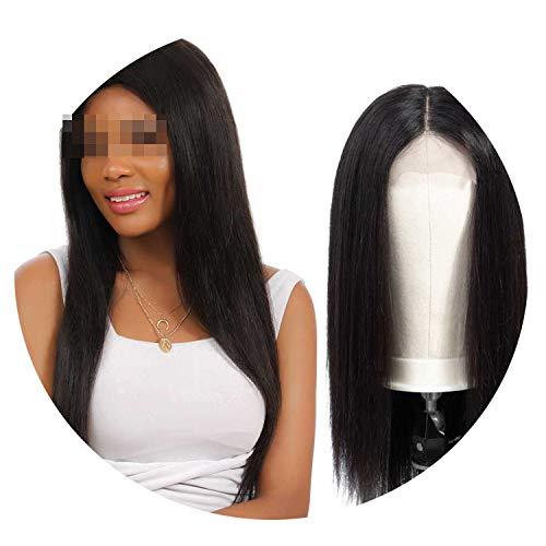 Brazilian 4x4 Closure Wig Lace Human Hair Wigs