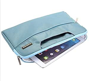 "Laptop Carry Bag/Case/Sleeve For Apple Mac 11.6"""" MacBook Pro Air Blue"