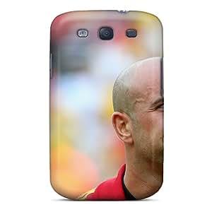 New Cute Funny Napoli Pepe Reina Closeup Case Cover/ Galaxy S3 Case Cover