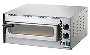Bartscher Mini Plus 203530 - Horno para pizzas