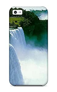 Amazing Waterfall Awesome High Quality Iphone 5c Case Skin 9748957K35306417