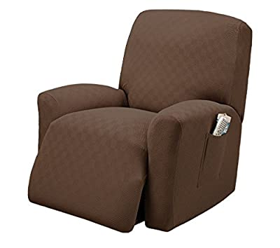 Stretch Sensations Newport Recliner Stretch Slipcover