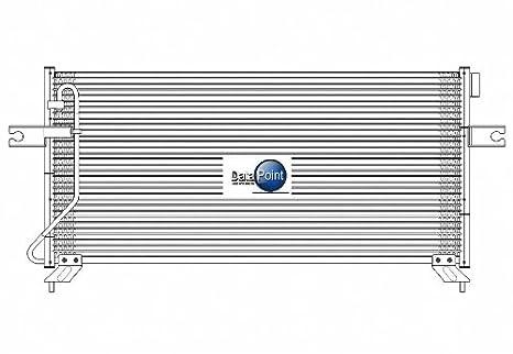 Spectra Premium 7-3344 A//C Condenser for Dodge Omni