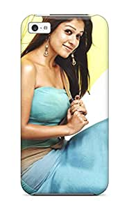 New Style New Snap-on Skin Case Cover Compatible With Iphone 5c- Nayantara 2011 Latest 6089479K54639305