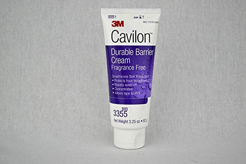 3M (3355) Durable Barrier Cream Fragrance Free 3355 [You are purchasing the Min order quantity which is 1 Case]