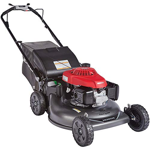 Honda 21''3-in-1 Self Propelled Self Charging Electric Start Lawn - Self Lawn Mower Honda