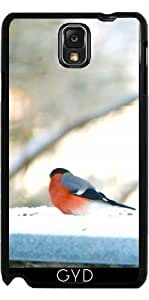 Funda para Samsung Galaxy Note 3 (GT-N9500) - Hombres De Bullfinch by Pivi