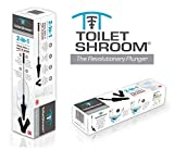 ToiletShroom Revolutionary Plunger, Squeegee, Clog