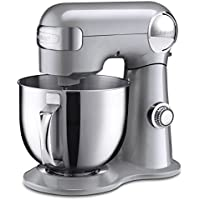 Cuisinart SM-50BC Stand Mixer, Brushed Chrome