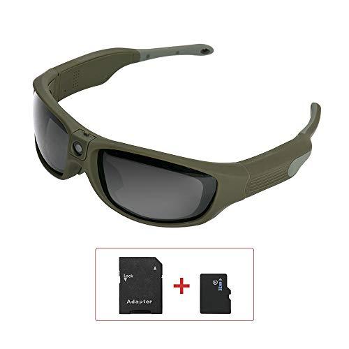 720P Waterproof Sunglasses Camera - 5